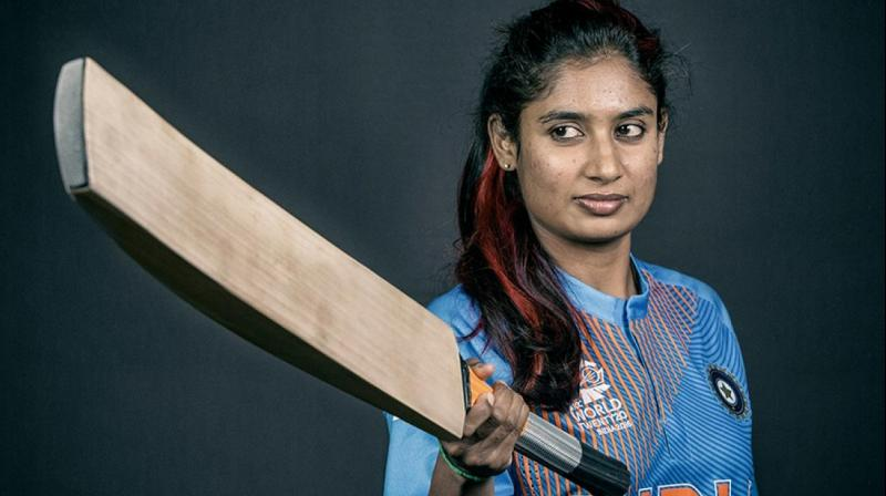 Mithali Raj is the highest run getter in the world with 6190 ODI runs and a batting average of 51.58. (Photo: BCCI)