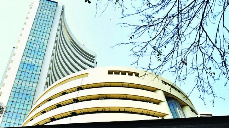 Sectoral indices led by auto, banking, capital goods, consumer durables and healthcare were trading in the negative terrain, falling up to 1.55 per cent. (Photo: File)