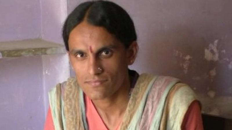 Constable Ganga Kumari was appointed as the first transgender woman constable after Justice Dinesh Mehta issued the order. (Photo: ANI | Twitter)