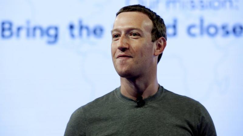 Facebook CEO Mark Zuckerberg (Photo: AP)