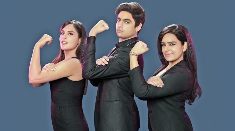 Richa Chadda, Rohan Joshi, ad Kaneez Surka
