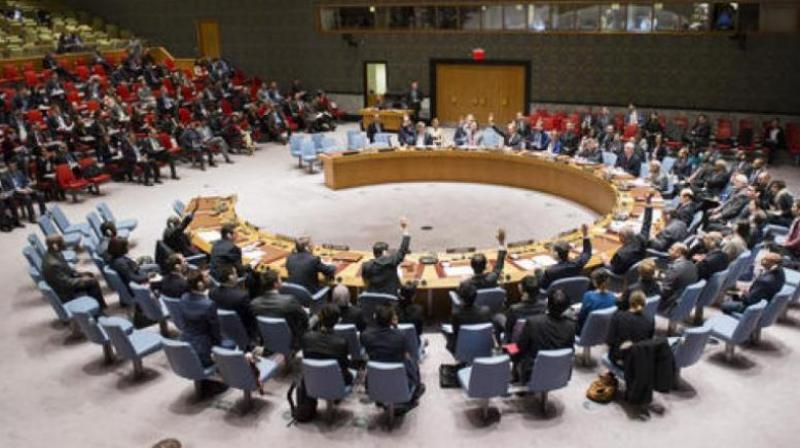 United Nations Security Council in session (Photo: AP)