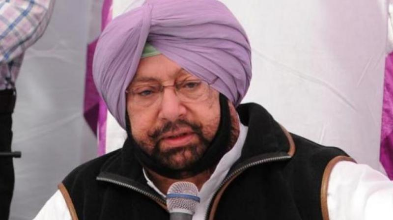 Punjab Chief Minister Amarinder Singh said twenty-three ministers and MLAs tested coronavirus positive. (PTI Photo)