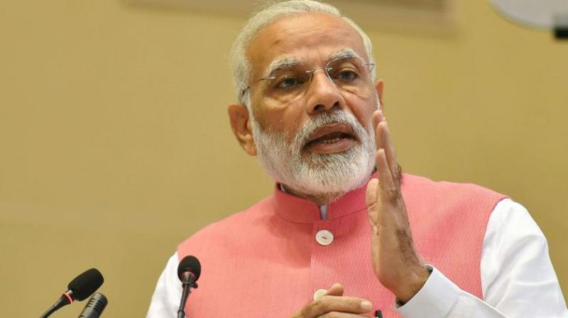 Modi is given to making tall, unrealistic and astounding claims about his abilities and attributes. (Photo: PTI)