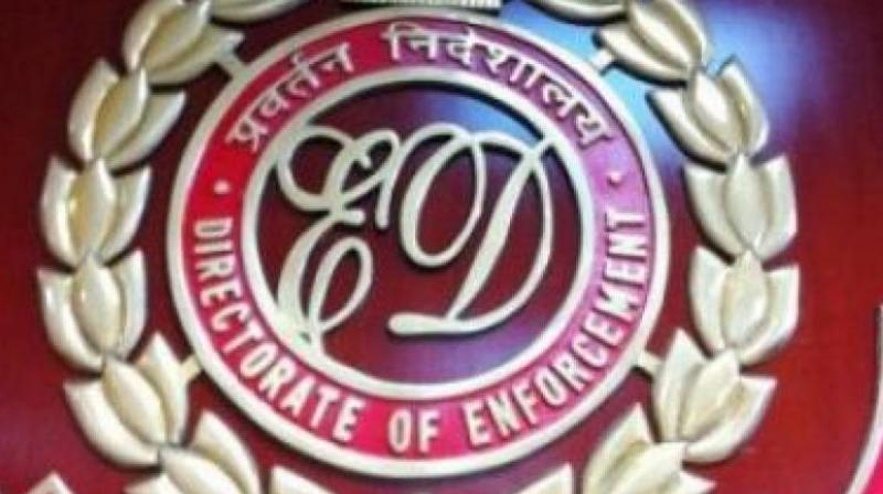 The ED officials are in touch with CBI sleuths and the former will soon register a case under the provisions of the Preven-tion of Money Laundering Act, they added.