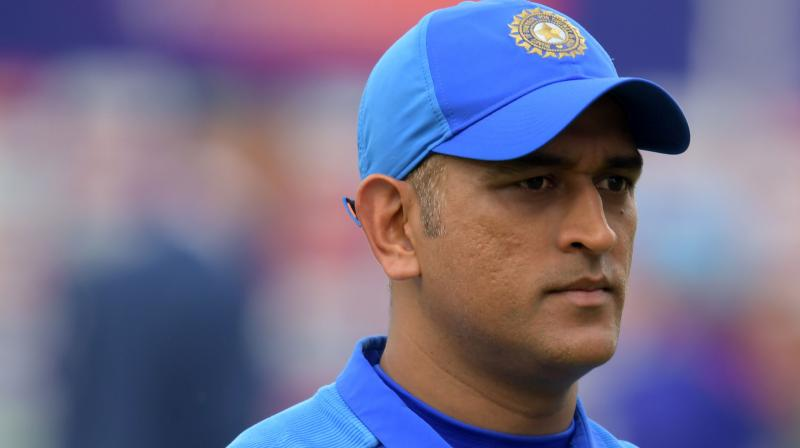 Dhoni was run out for 50 in the penultimate over of the innings, leading to India's defeat in the tournament. (Photo: AP)