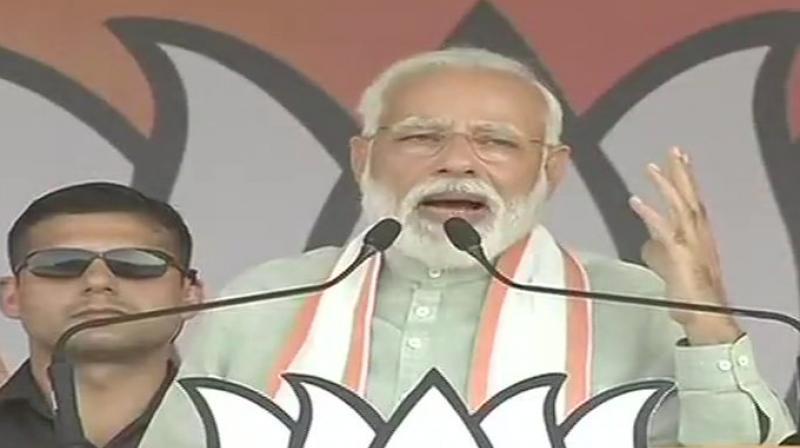 Prime Minister Narendra Modi-led BJP has won 303 seats out of 542 in 2019 Lok Sabha elections. (Photo: File   PTI)