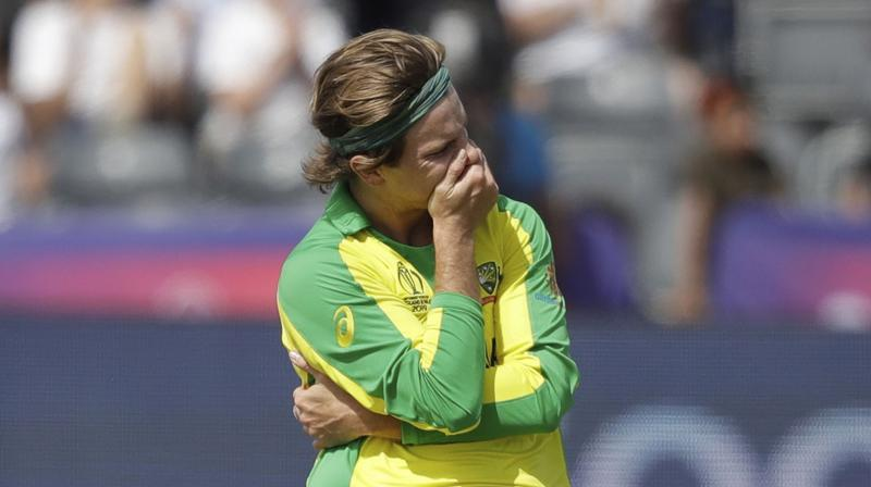 When Zampa was seen using hand warmers, the social media, especially the Indian fans, went on an overdrive, accusing the Australian of indulging in ball tampering. (Photo:AP)