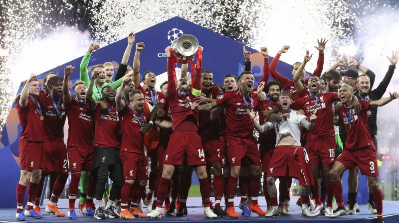 For Liverpool, it was sweet redemption after defeat to Real Madrid in last year's final in Kiev. (Photo: AP)