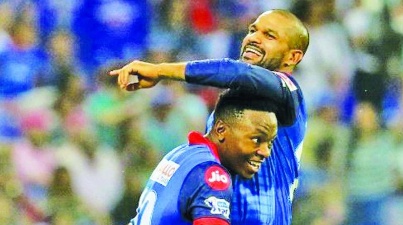 While Kagiso Rabada is the highest wicket-taker of the season, Shikhar Dhawan is the leading run scorer for Delhi.