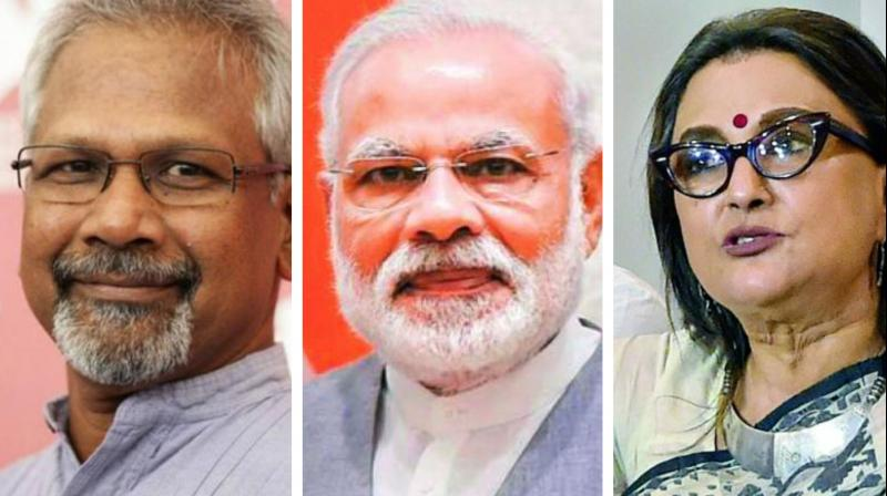The letter was written by 49 eminent personalities, including filmmakers Mani Ratnam. (Photo: File)