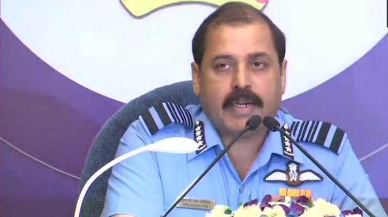 Air Chief Marshal RKS Bhadauria. (ANI)