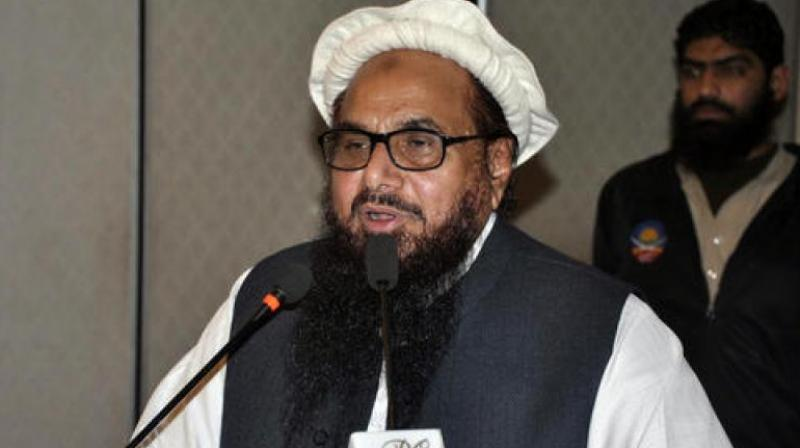 The 2008 Mumbai attack mastermind further said the Pakistan government should not ignore the 'atrocities' in Kashmir and play its role to help the Kashmiri people secure freedom. (Photo: File)