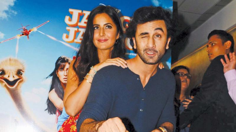 Ranbir Kapoor and Katrina Kaif, who broke up after two years of living in together, are reuniting on-screen for Anurag Basu's Jagga Jasoos.