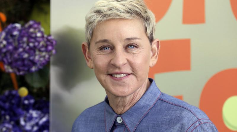 Ellen DeGeneres. (AP)