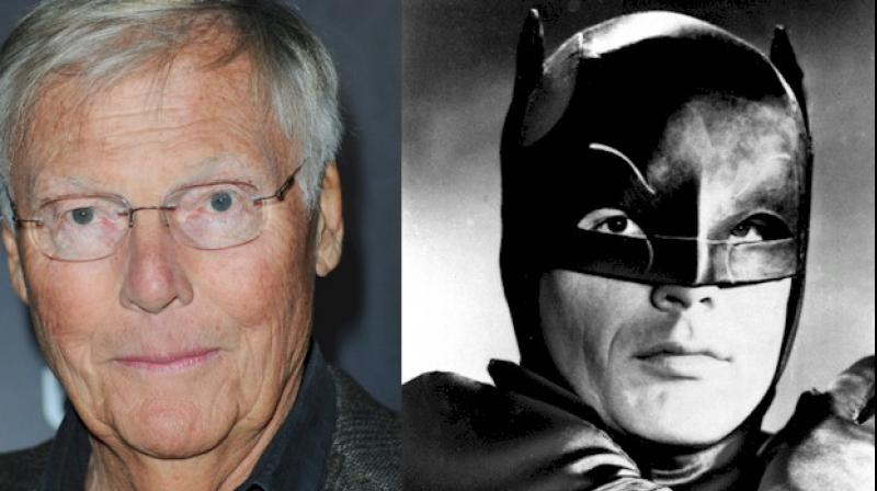 Adam West's career spanned almost seven decades. (Photo: AP)