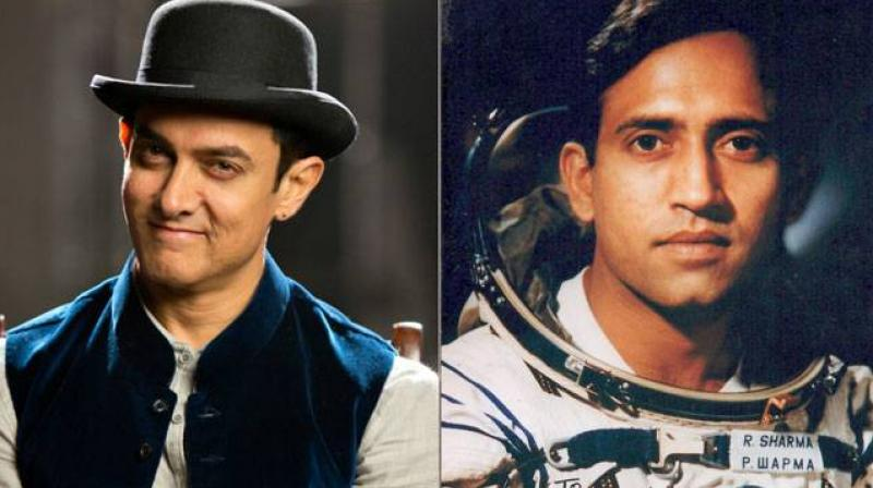 Aamir Khan had earlier denied that he has signed the Rakesh Sharma biopic.