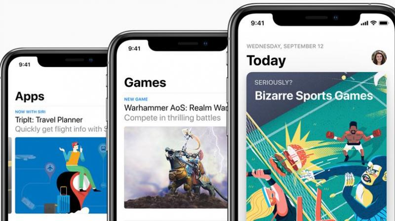 When it comes to paid apps, it shows that people will spend money to keep themselves engaged in an entertaining and exciting activity. The game Minecraft is the top paid app on both iPhone and iPad.