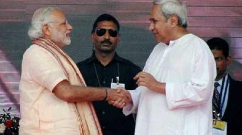 Odisha Chief Minister Naveen Patnaik also said that a number of political leaders, including Prime Minister Narendra Modi and BJP chief Amit Shah, had spoken to him in this regard. (Photo: File | PTI)