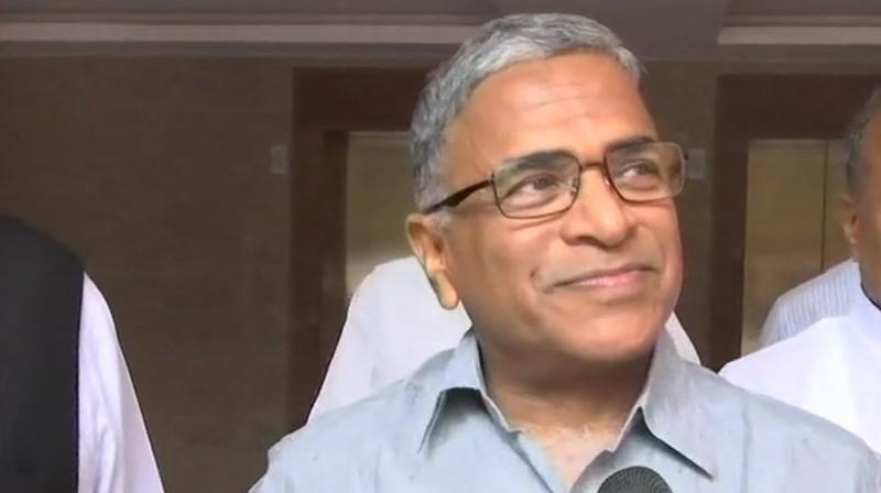 NDA Candidate Harivansh Narayan Singh has been elected as Rajya Sabha Deputy Chairman with 125 votes. (Photo: ANI | Twitter)