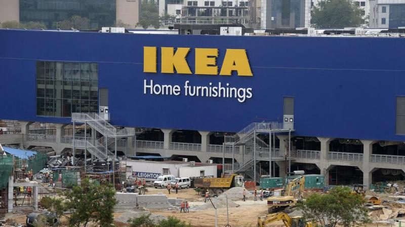 IKEA has issued an apology to a customer in Hyderabad after he reported finding a caterpillar in his food at the store and posted a photograph of it on Twitter. (Photo: AFP)