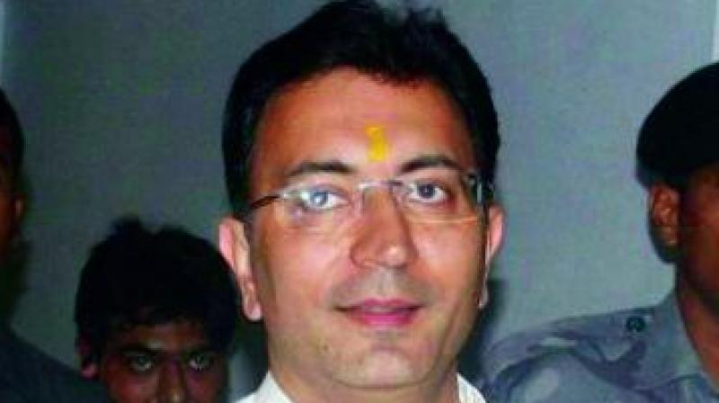Congress leader Jitin Prasada. (Photo: File)