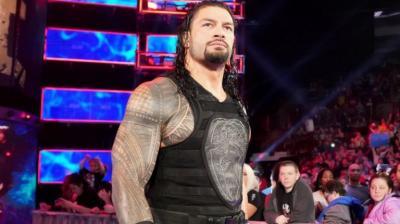 WWE's Roman Reigns receives MTV Awards