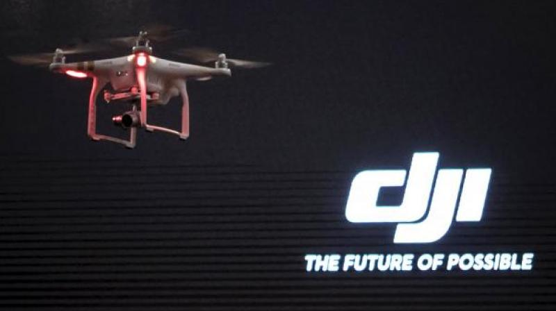 The state-run China Securities Journal cited an internal company report on corruption, which said that more than 40 people at privately-held DJI had been investigated.