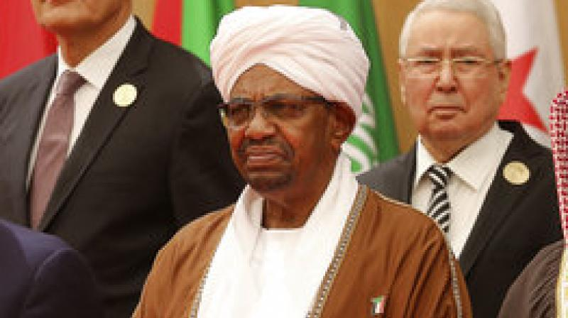 Sudanese President Omar al-Bashir (Photo: AP)