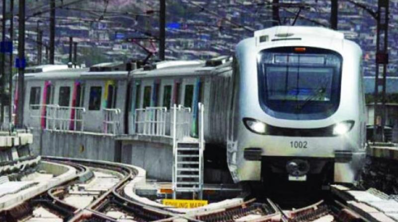 Mumbai Metro Rail Corporation (Photo: PTI/Representational)