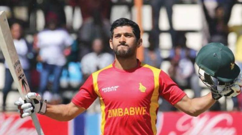 The ICC said it will only reconsider Zimbabwe's suspension at a meeting in October. (Photo: AFP)
