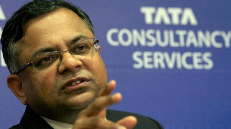 Tata Consultancy Services on Friday surged past RIL to emerge as the country's most valued firm by market valuation.