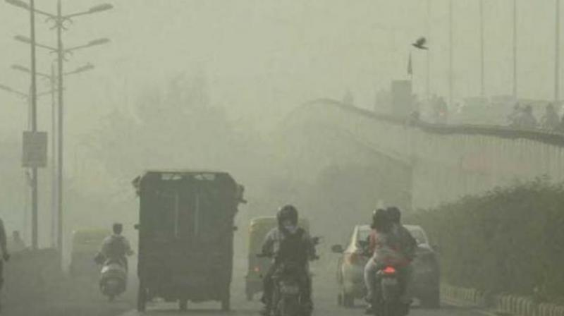 The Centre-run System of Air Quality Forecasting And Research (SAFAR) recorded the AQI at 410. (Photo: File)