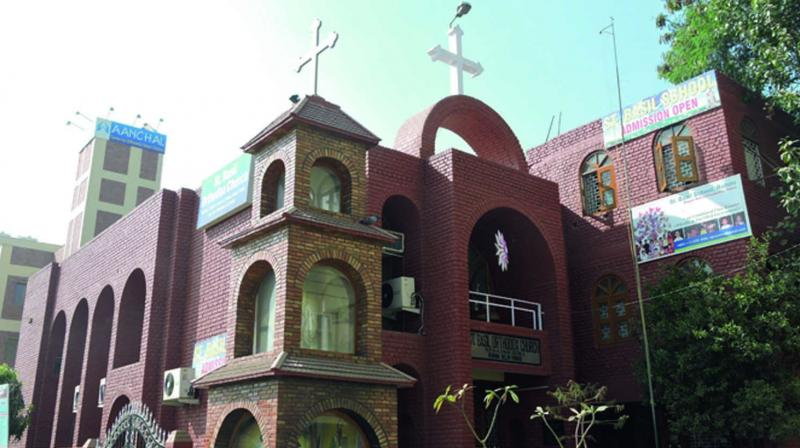 The attack took place on the Coptic Christian Palm Sunday, when the church in the Nile Delta town of Tanta was packed with worshippers. (Photo: Representational/File)