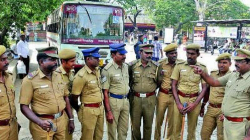 Four of the five suspects in the Alwar gangrape case have been arrested while the city SP has been shunted out and an SHO suspended in the wake of the April 26 incident in which police have been accused of delaying action on the pretext of poll preparations. (Representational Image)