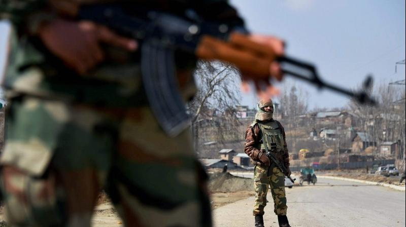 According to the home ministry, 189 Central Reserve Police Force (CRPF) personnel committed suicide since 2012, while 175 were killed in action in the same period. (Photo: Representational | File)