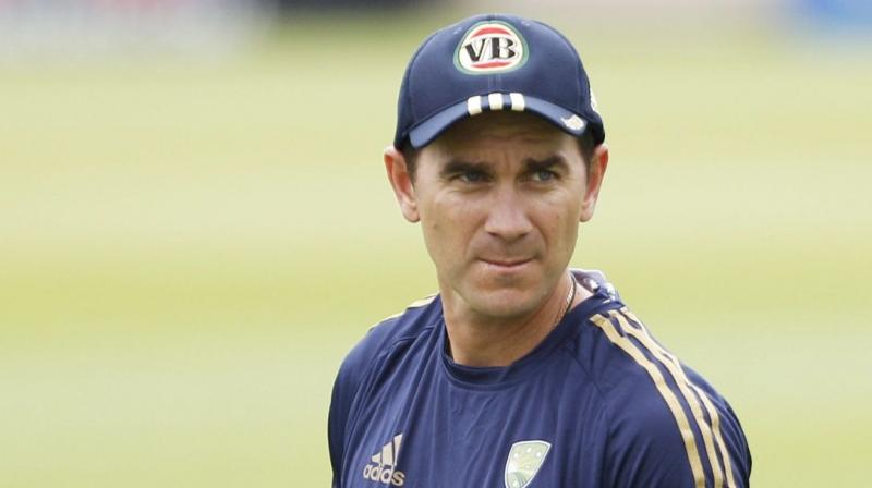 Australia coach Justin Langer has revealed that the first six months of his job were so stressful that his wife Sue was left in tears during the time Virat Kohli's India were on course for their maiden Test and ODI series triumphs here. (Photo:AFP)