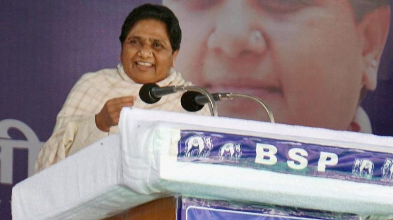 BSP supremo Mayawati (Photo: PTI)