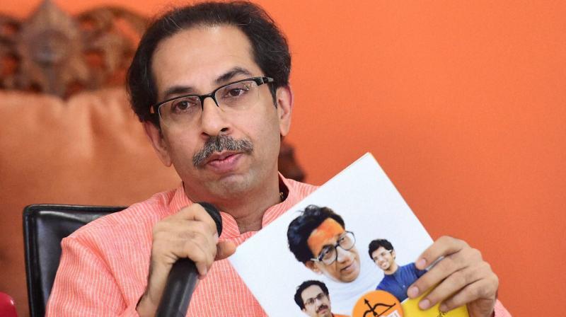 Shiv Sena chief Uddhav Thackeray (Photo: PTI)