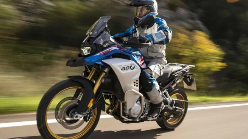 The F 850 GS Adventure comes at a premium of Rs 2.45 lakh when compared to the standard F 850 GS.