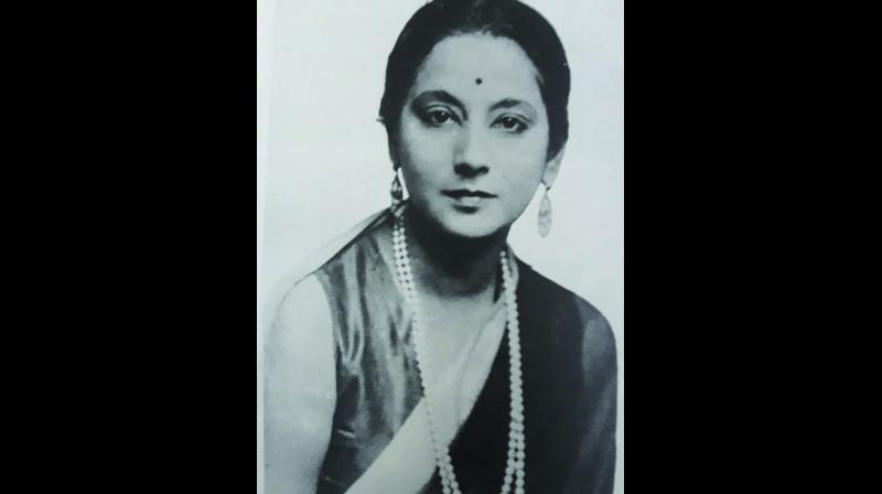 Madame Menaka