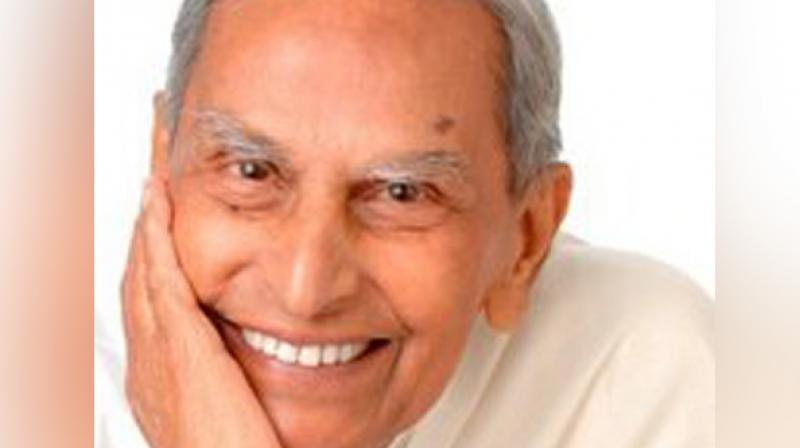 An acclaimed writer, humanitarian, philosopher, and educator, Vaswani excelled as a student and had obtained his Bachelor of Science degree at the age of 17.  (Photo: ANI)
