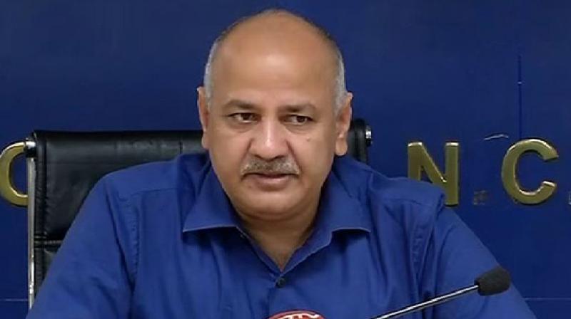 Delhi's deputy chief minister, Manish Sisodia (Photo: ANI)