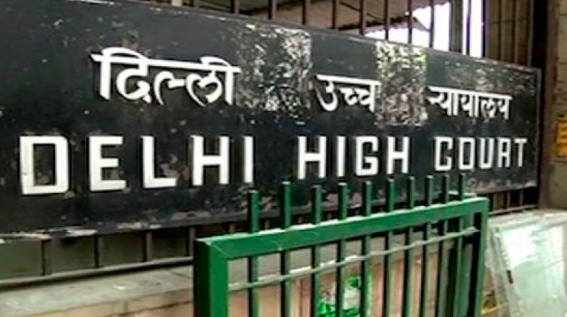 The Delhi High Court. (PTI)