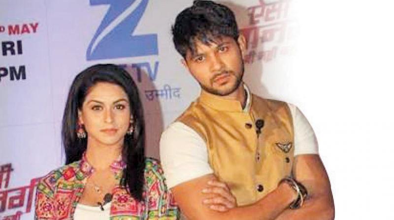 Jyoti Sharma and Pranav Misshra
