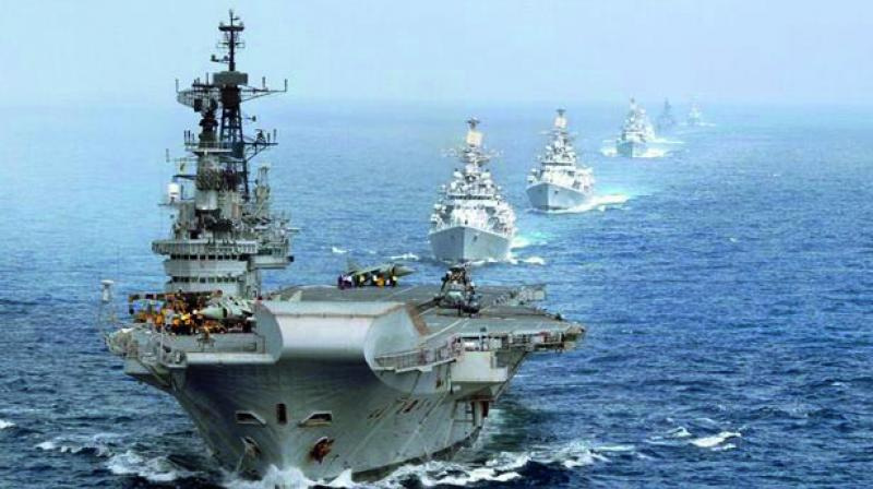 The aim of the initiative was to have an effective forum to discuss common concerns in the Indian Ocean Region and forge deeper cooperation among friendly navies. (Photo: File | Representational)