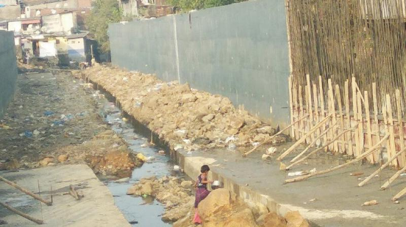 There are around 165 major drains in the city and Delhiites have to face waterlogging issues every monsoon. (Photo: Representational)