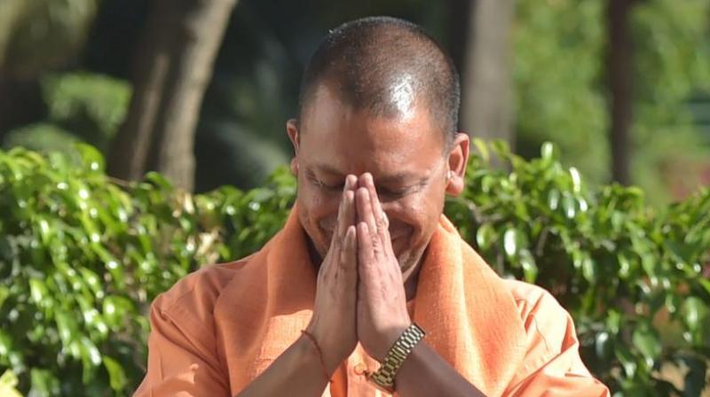 UP chief minister Yogi Adityanath. (Photo: File)