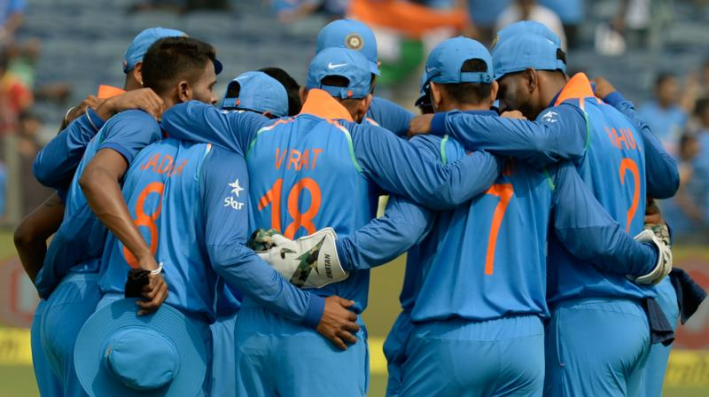 Team India's squad will be picked by the selection committee on Monday. (Photo: AFP)