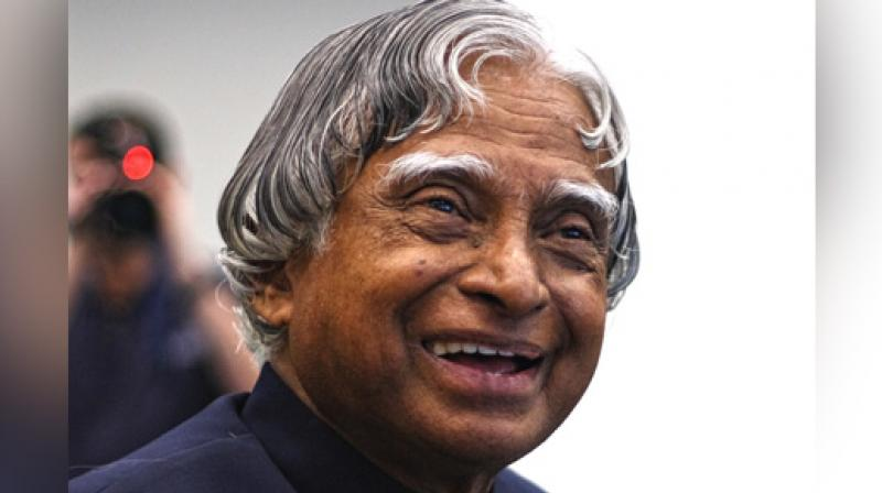 A P J Abdul Kalam. (Photo: ANI)
